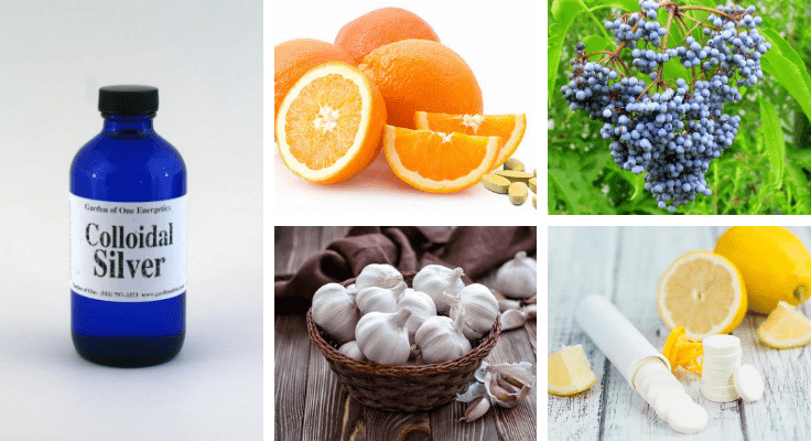 supplements to take for allergies to stop them immediately