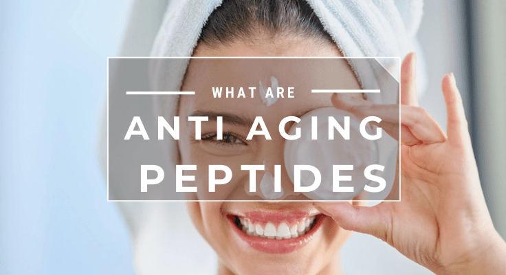 what are anti aging peptides