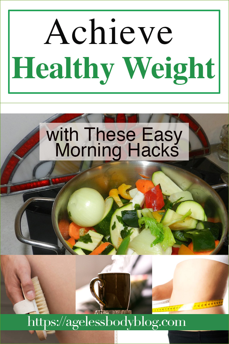 biohacking weight loss with best morning rituals