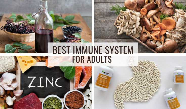 best immune system for adults