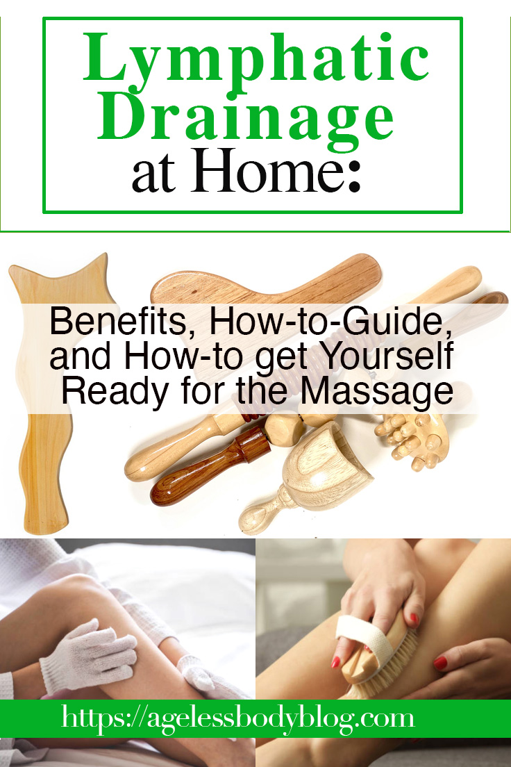 guide to lymphatic drainage at home