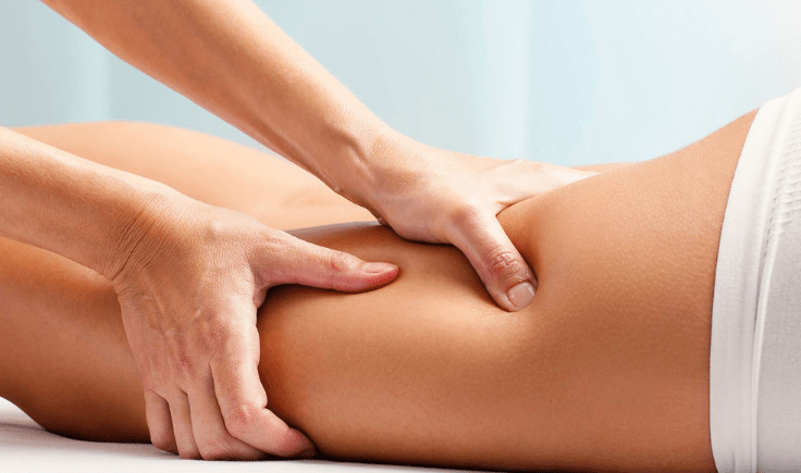 does lymphatic massage help in weight loss