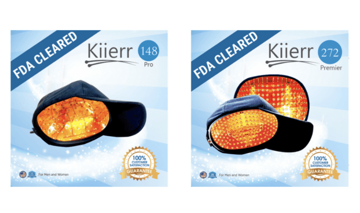 kiierr laser cap for hair growth models, prices, & where do you buy it