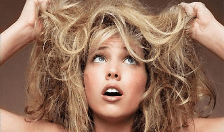 what damages your hair