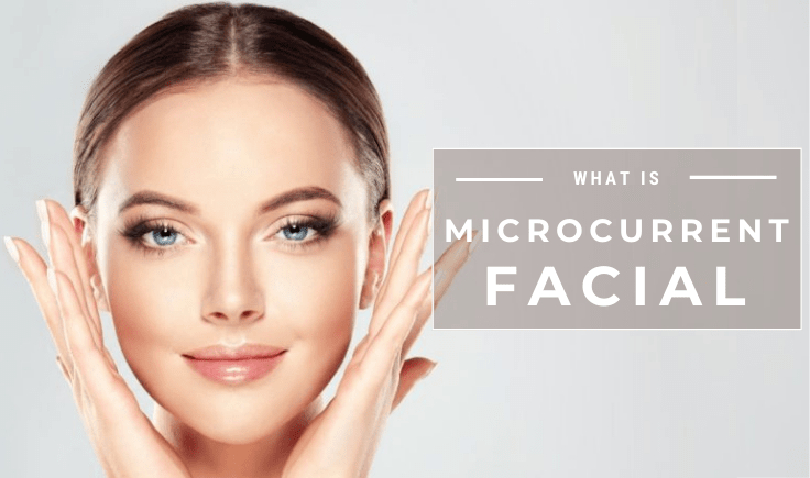 what is a microcurrent facial