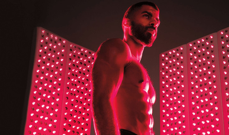 is joovv red-light therapy safe