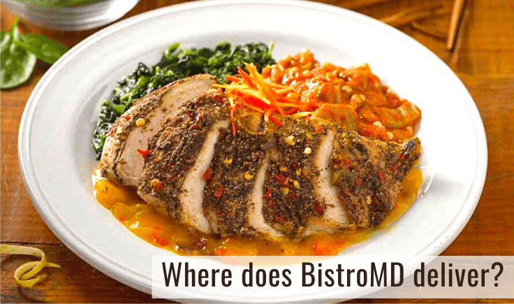Bistromd delivers Jerk Spiced Chicken with Mango Chutney across the US