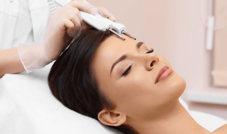 microcurrent eye treatment use#1 increasing blood flow in the eyes