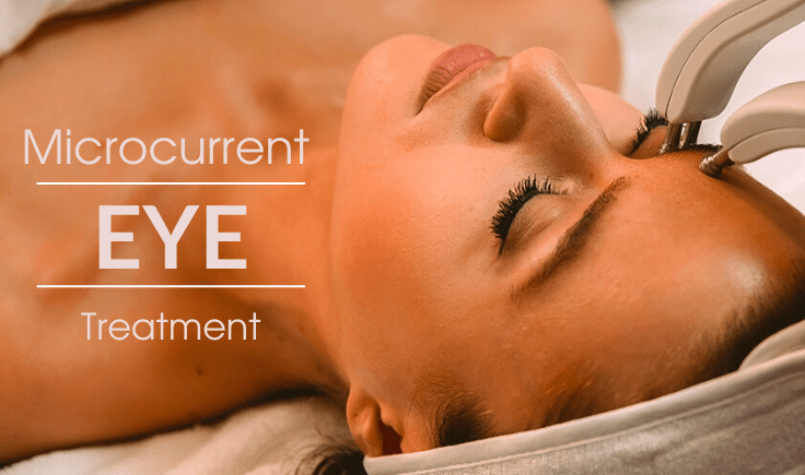 what is microcurrent stimulation for eye treatment