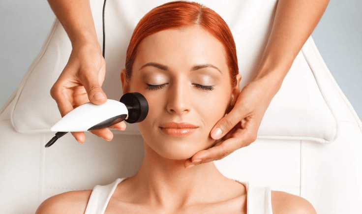 when can i see results of radiofrequency facial