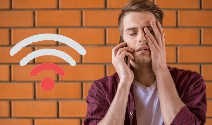 how to avoid radiation from cell phones tip #2 avoid calls in low-network zones
