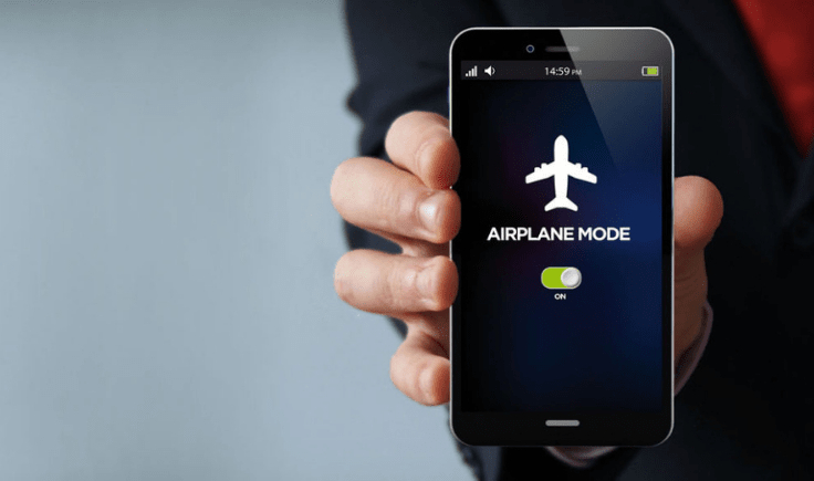 how to avoid radiation from cell phones tip #3 switch on the airplane mode while gaming