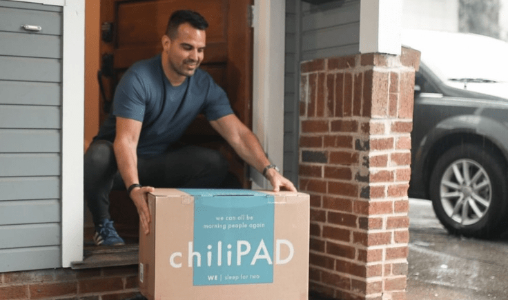 all you need to know about chilipad sleep system shipping