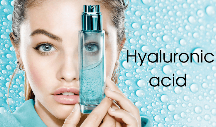 dry vs dehydrated skin tip #1 use hyaluronic acid