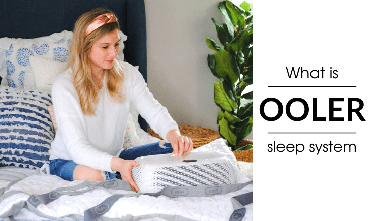 what is the ooler advanced sleep system