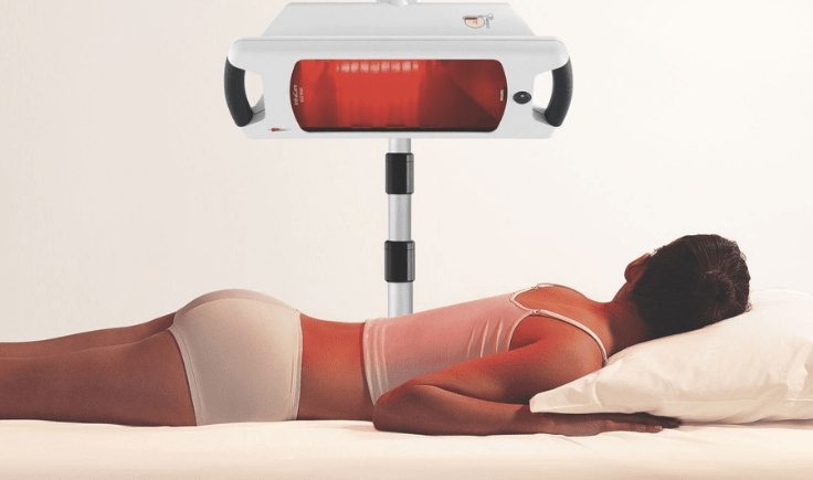 how does red light therapy benefit in suppressing pain