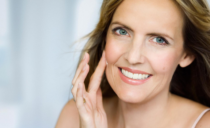 A happy biohacker with effective anti aging results